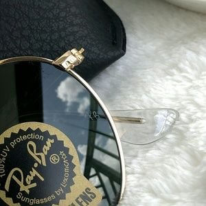 Ray-Ban Accessories - ROUND CLASSIC G-15 RAY-BAN 100% AUTHENTIC